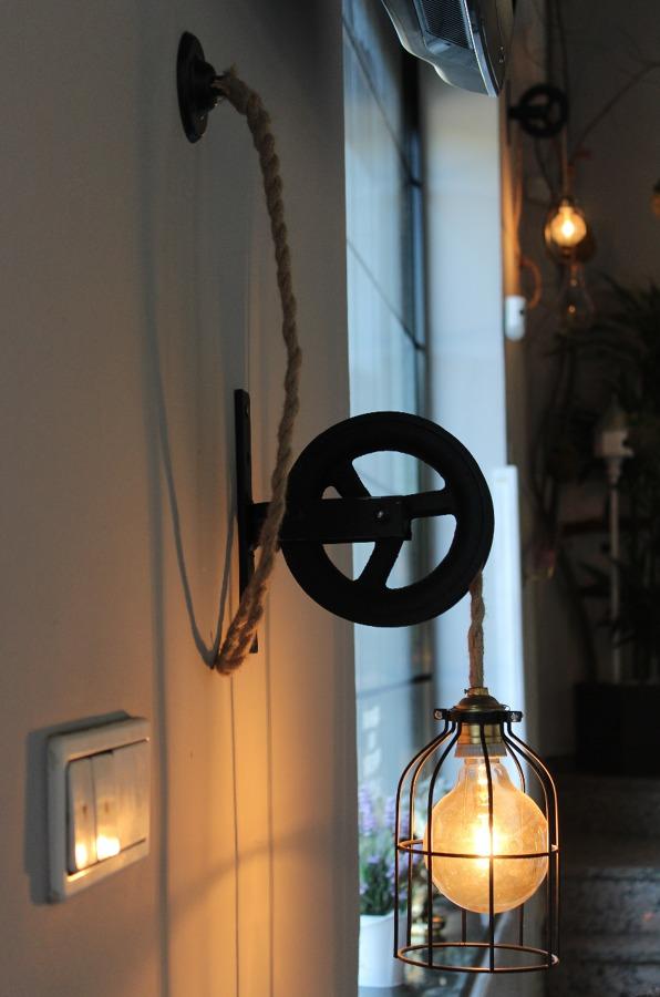 Luz fabricada por ingrup estudio