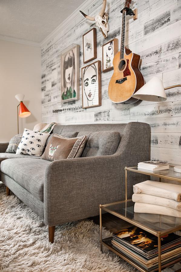 7 materiales para revestimientos interiores con los que - Materiales para insonorizar paredes ...
