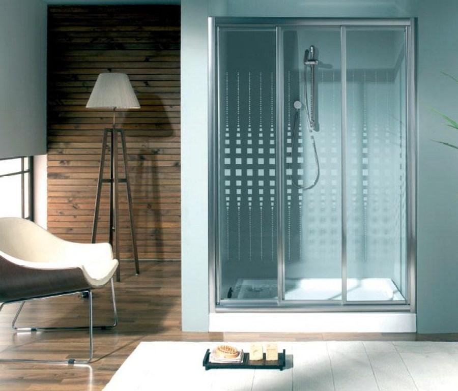 Mamparas de ba o tipos y c mo limpiarlas ideas reformas - Mamparas acrilicas para ducha ...