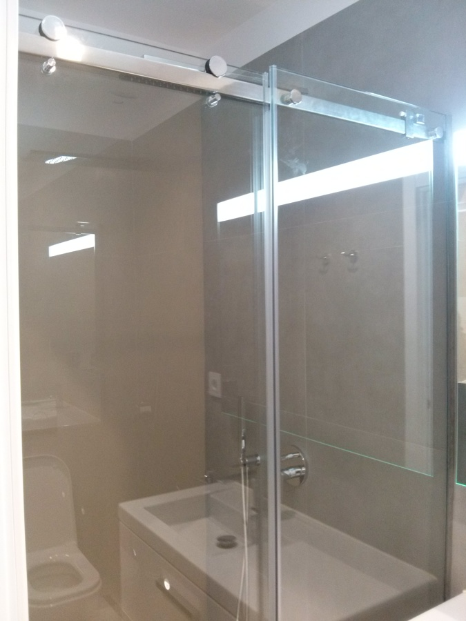 Mampara de ducha ideas cristaleros - Ideas mamparas de ducha ...