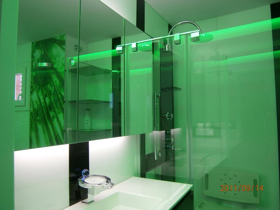 Foto mampara de ducha a medida de cristaler a crespo - Medidas mamparas de ducha ...