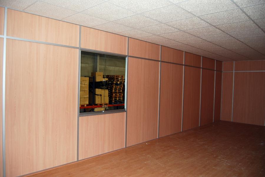 Nuevas instalaciones de la empresa acustic sound en for Falso techo rustico