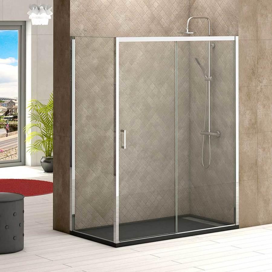 Mamparas ducha rectangulares