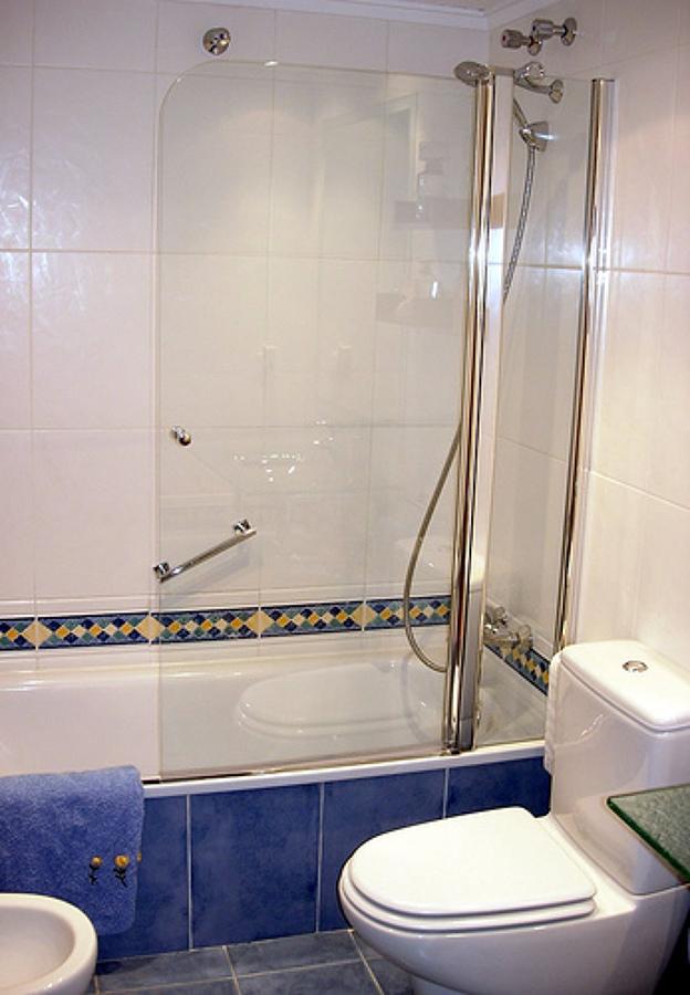 mamparas de ba o tipos de hoja ideas reformas ba os On tipos de baños