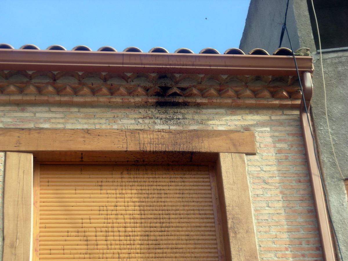 Limpieza de fachada ladrillo visto proyectos limpieza - Ladrillo visto rustico ...