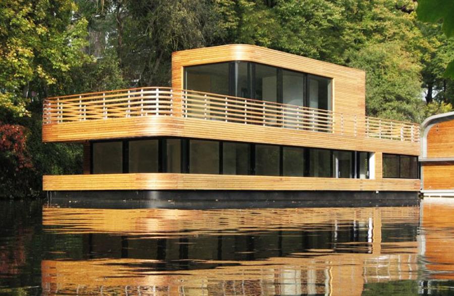 mansión flotante 1