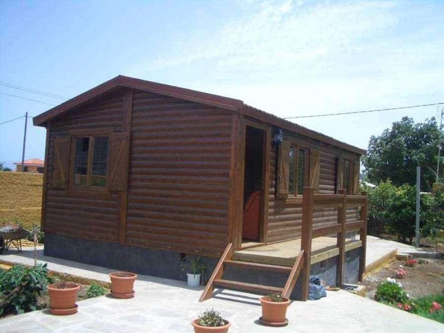 Mantenimiento de casas de madera en Burgos