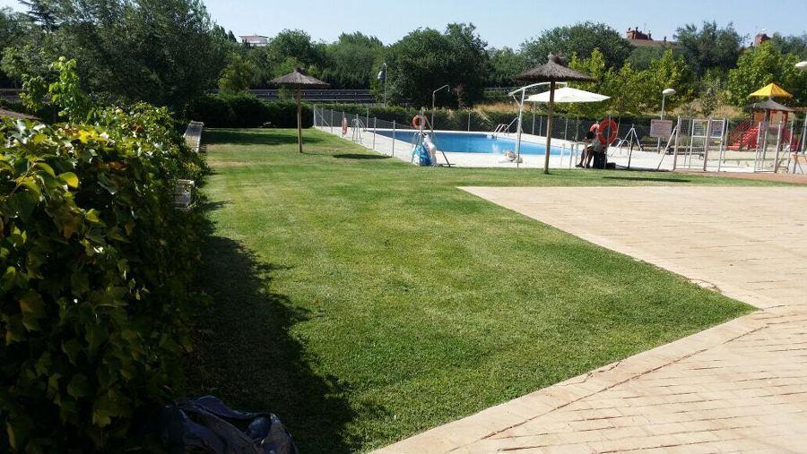 Mantenimiento de jardines y piscinas