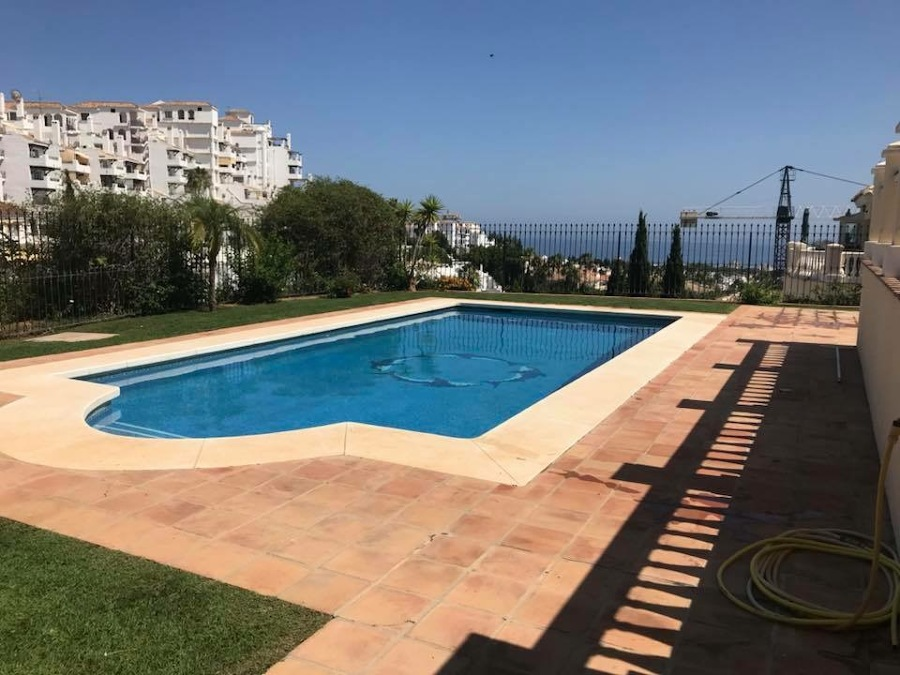 Mantenimiento jardín + piscina