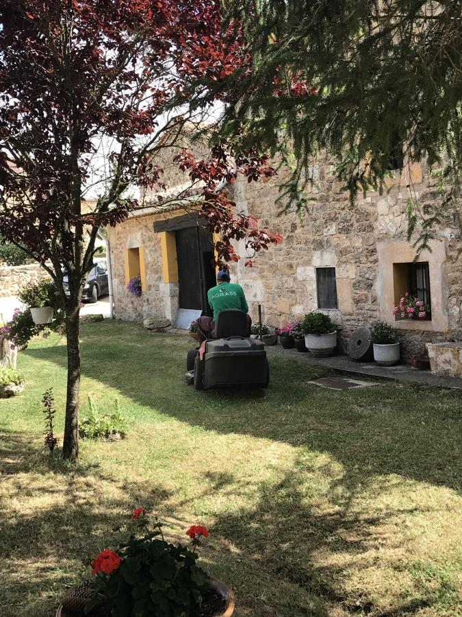 Mantenimiento localidad San Pantaleòn del Páramo
