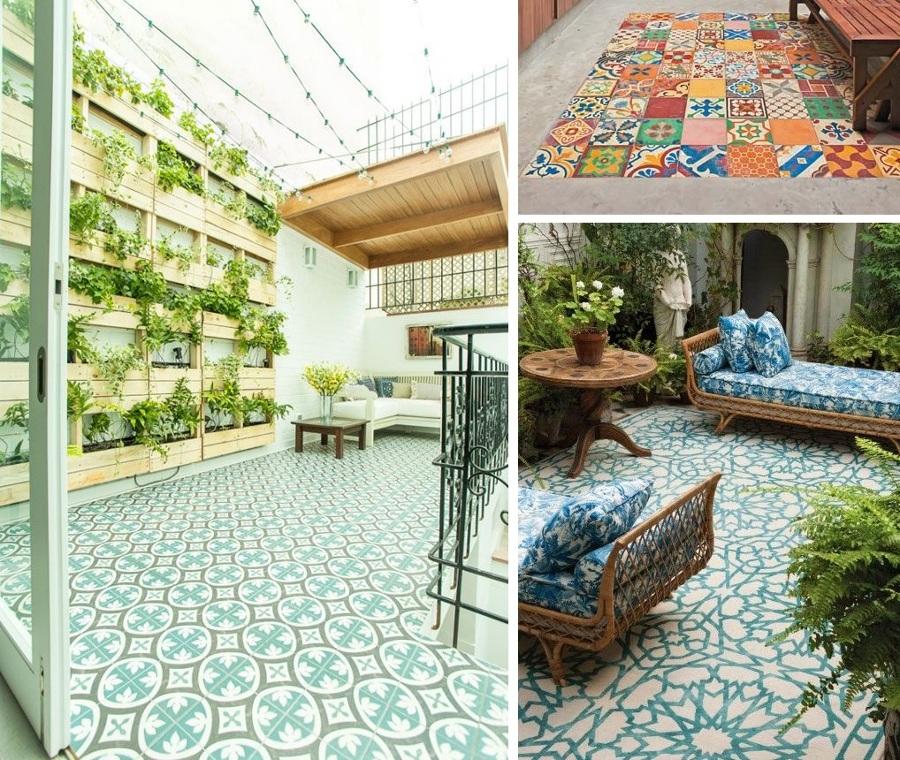C mo limpiar y mantener el suelo de tu terraza ideas Azulejos para terrazas