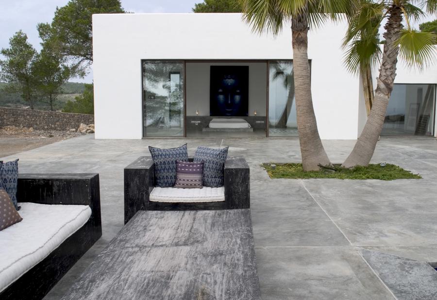 C mo limpiar y mantener el suelo de tu terraza ideas - Como hacer cemento para suelo ...