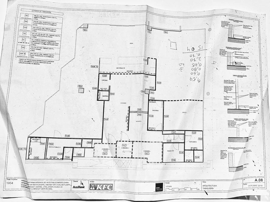 Mapa de Area