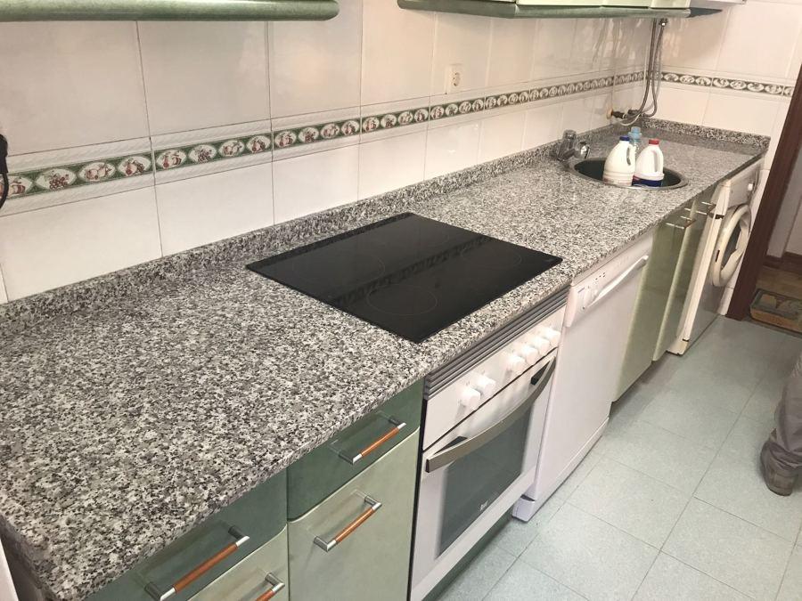 Sustitucion encimera de cocina de granito en gijon ideas - Cocinas en gijon ...