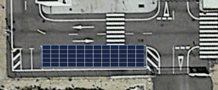 Marquesina Solar