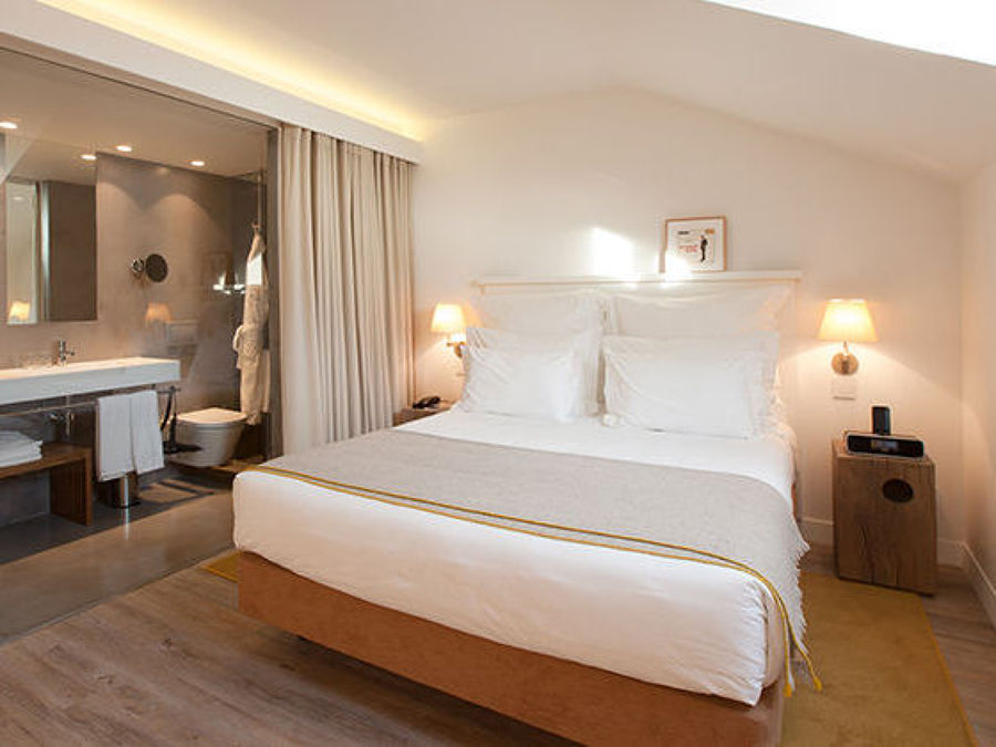 Foto memmo alfama mansard room alfama memmo hotel2 for Mansard room