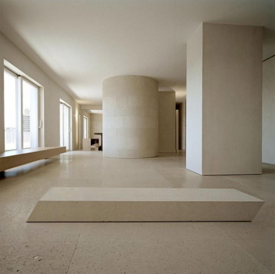 Foto mesa baja m rmol travertino de marmoles imperpol sl - Mesa de marmol travertino ...