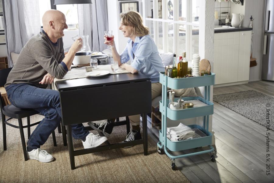 Descubre las tendencias en cocinas para 2016 seg n el - Cocinas con mesas ...