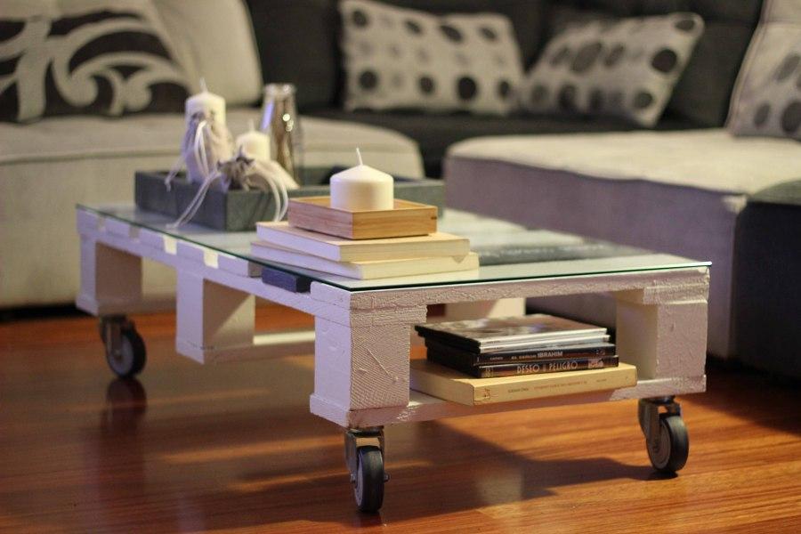 Descubre los diferentes tipos de mesas que puedes hacer - Mesas de palets ...