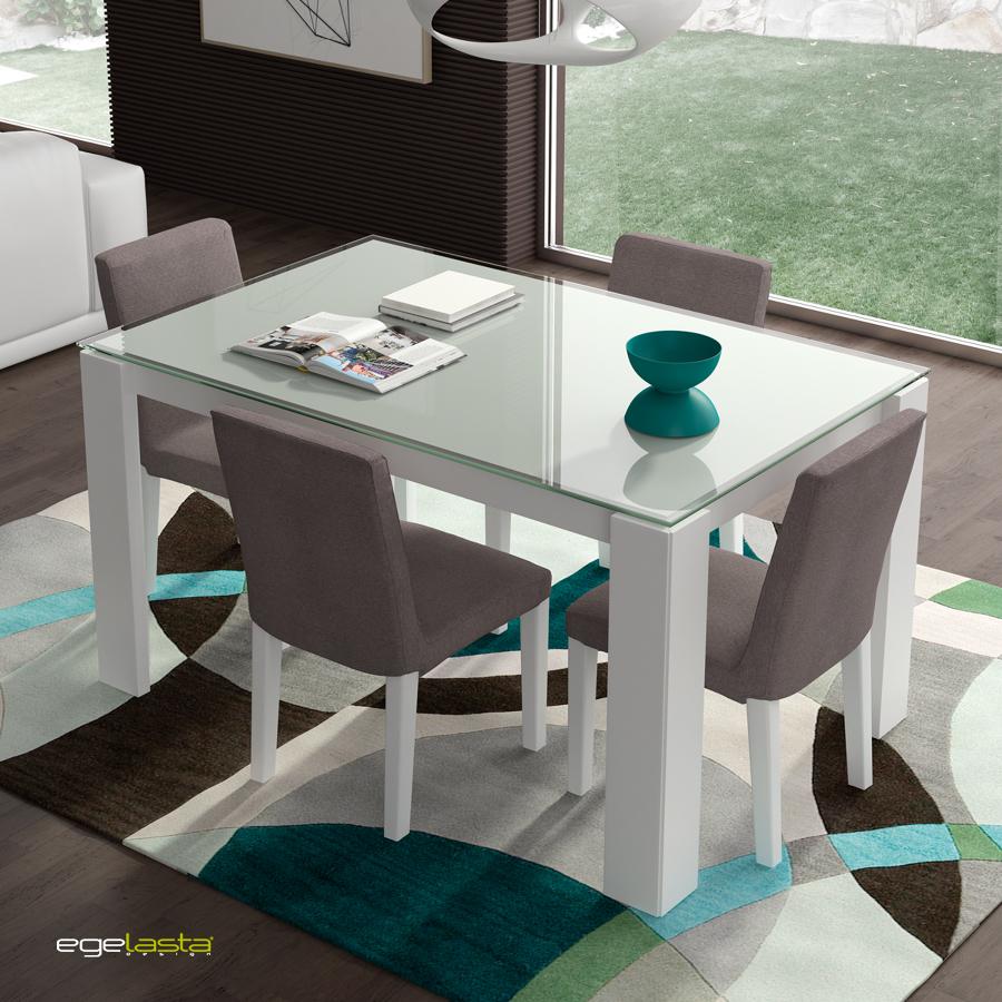 Foto Mesa De Comedor M2 De Muebles Egelasta 1706702 Habitissimo # Muebles Egelasta