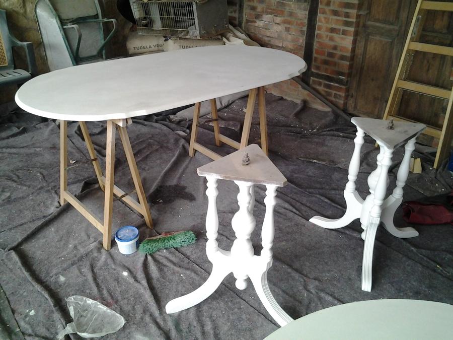 Lacado y barnizado de muebles ideas pintores - Pintores de muebles ...