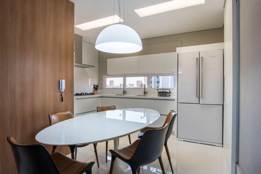 Mesa en la cocina
