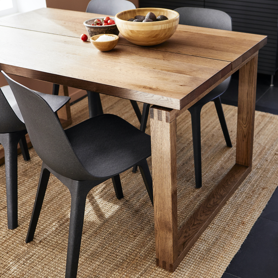 mesa MÖRBYLÅNGA IKEA