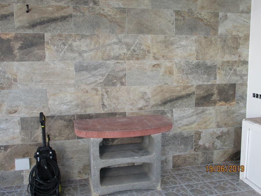 Mesa prefabricada