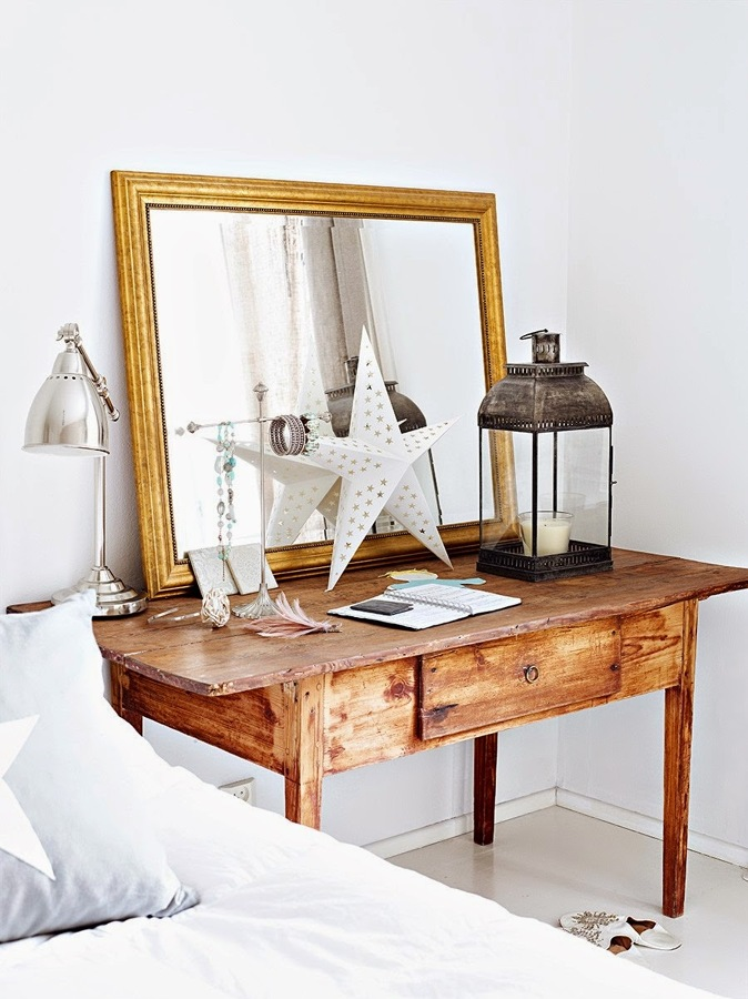 mesa tocinera madera
