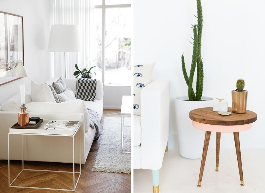 Muebles imprescindibles que son para toda la vida ideas - Mesas auxiliares comedor ...