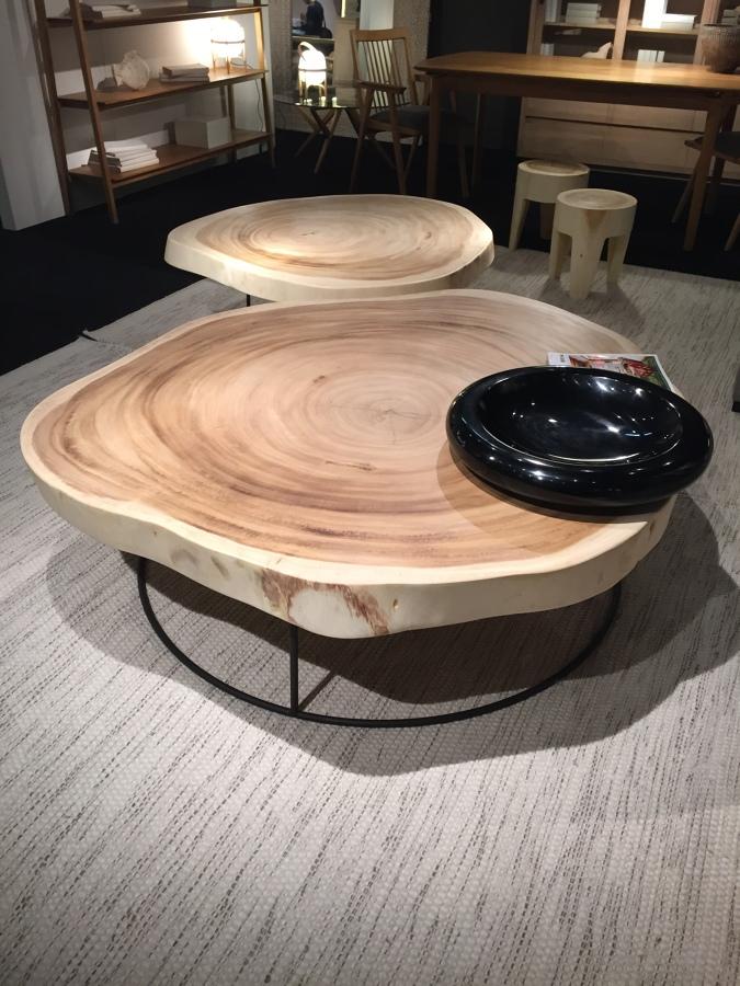 Mesas BOGONGO, madera suar.