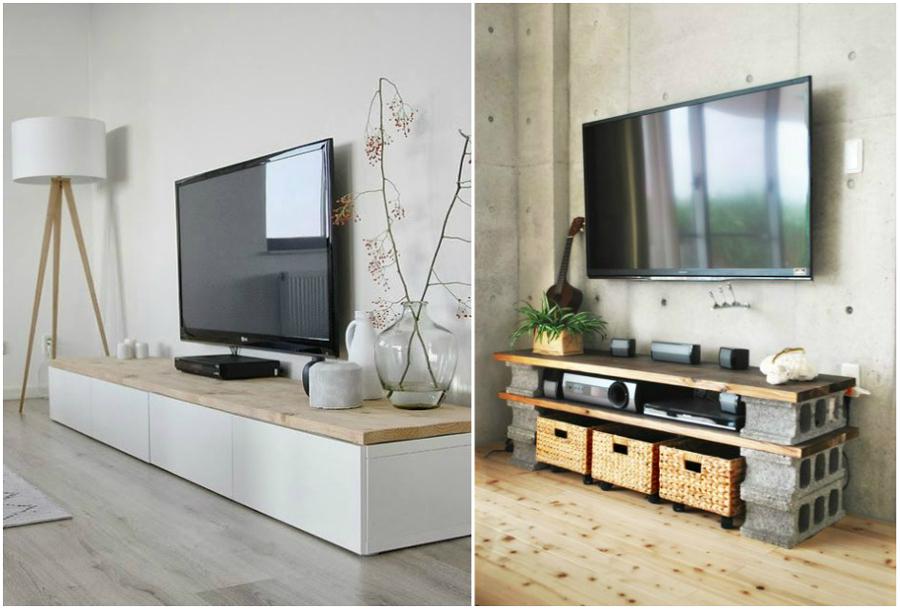mesas televisión