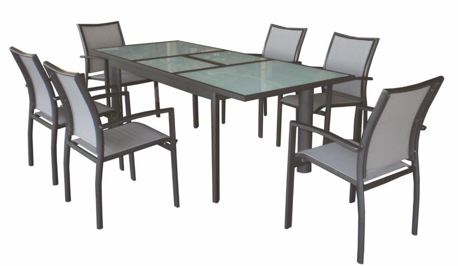 Mesas y sillas para el jard n un rinc n para disfrutar for Mesas y sillas de jardin de aluminio