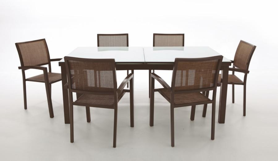 Mesas y sillas para el jard n un rinc n para disfrutar - Mesa sillas jardin ...