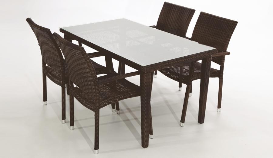 Foto mesas y sillas de jard n de miriam mart 879290 for Mesas y sillas de jardin economicas