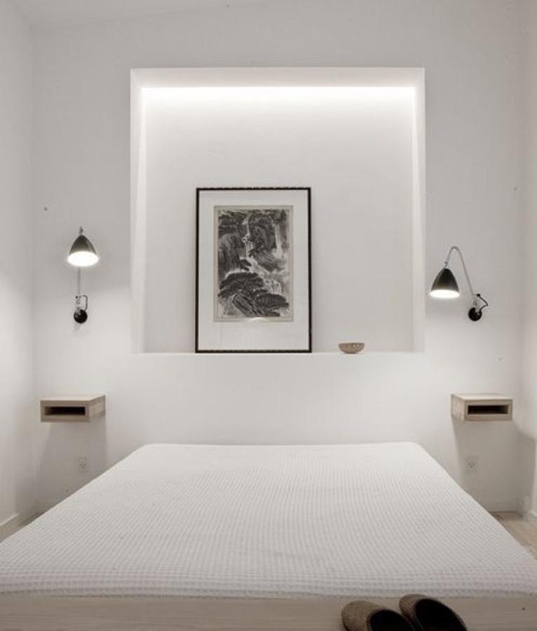 8 ideas originales para renovar tu mesita de noche ideas - Mesitas de noche para espacios reducidos ...
