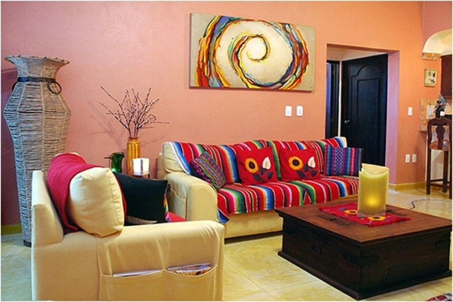 C mo decorar con inspiraci n mexicana ideas art culos for Articulos para decorar interiores