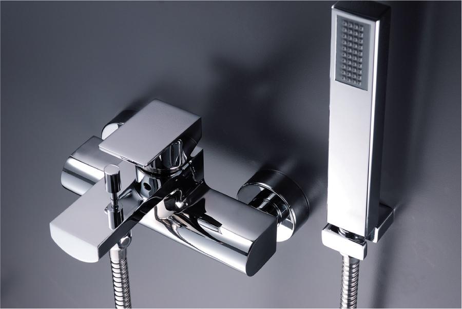 Mezclador exterior baño-ducha