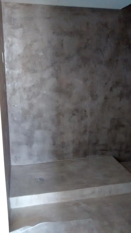Fotos de obra ideas microcemento - Microcemento para paredes ...