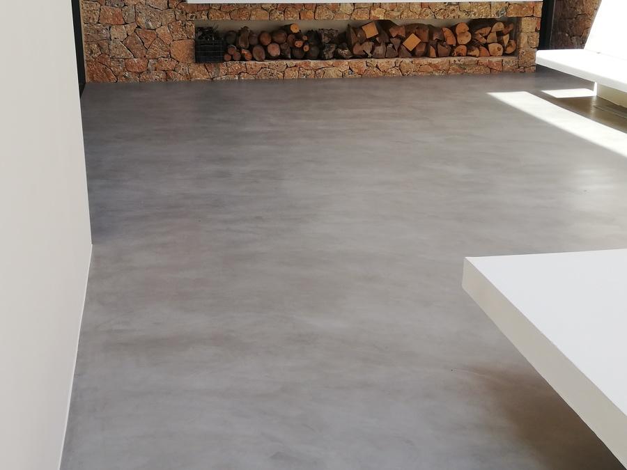 700 m2 microcemento en terrazas exteriores ideas - Microcemento precios m2 ...
