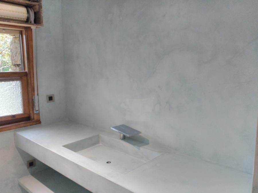 Microcemento en paredes