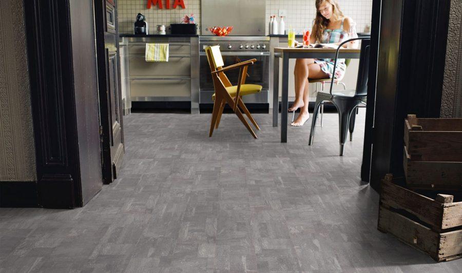 Renueva el suelo de tu cocina sin obras es posible for Pavimentos para cocinas