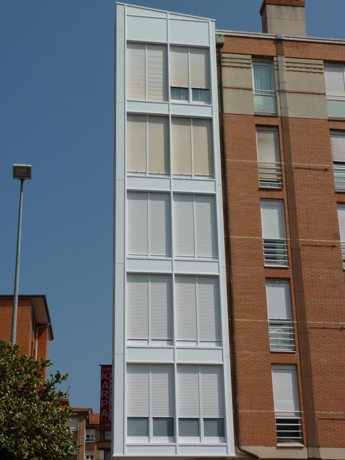 Miradores en Barakaldo (Vizcaya)