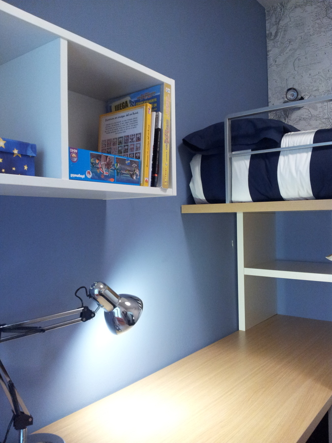 Dormitorio infantil a medida ideas reformas viviendas - Dormitorio infantil segunda mano ...