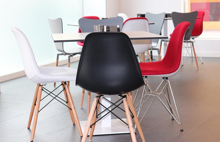 Mobiliario café bar