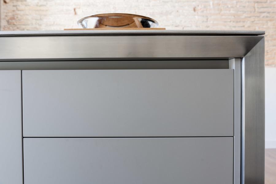 Mobiliario cocina | Proyecto Francesc Carbonell