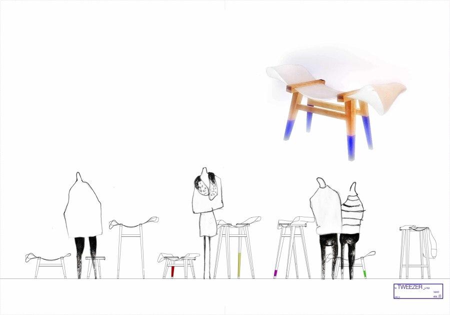 mobiliario de cafetería