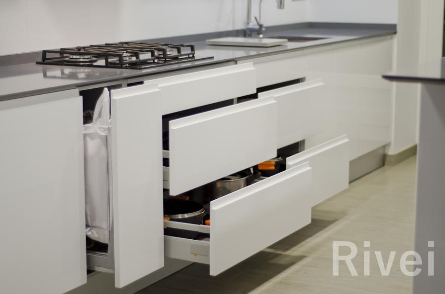 Mobiliario de cocina hecho a medida