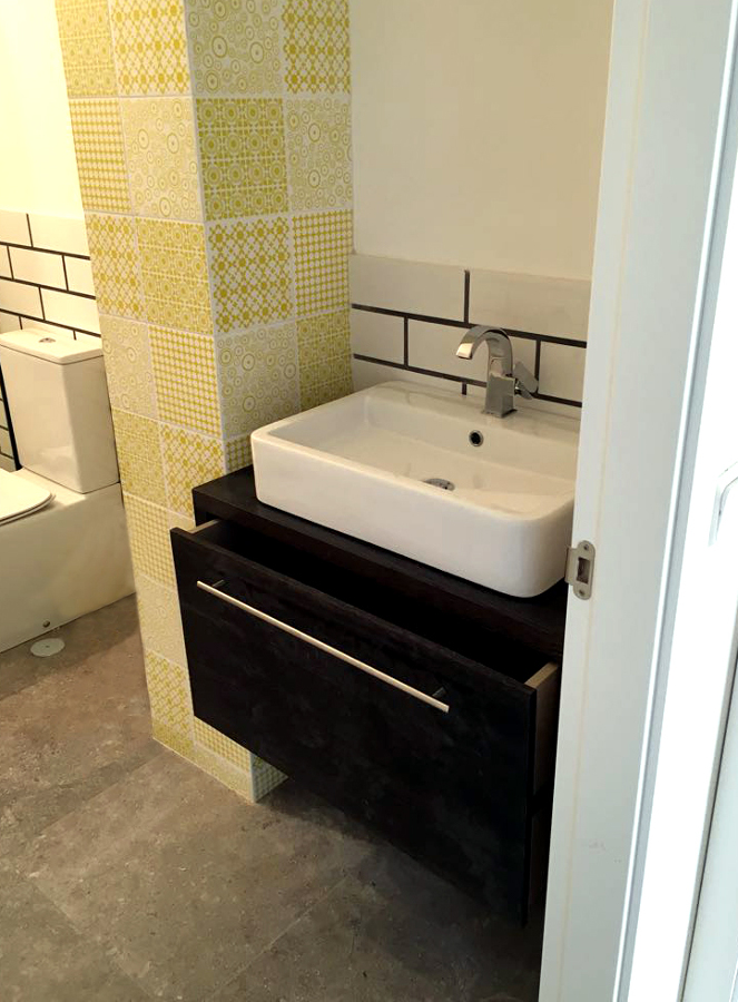 Mobiliario de cuarto de baño a medida