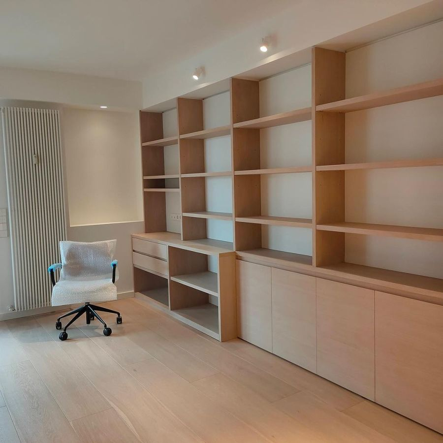 Mobiliario piso Barcelona